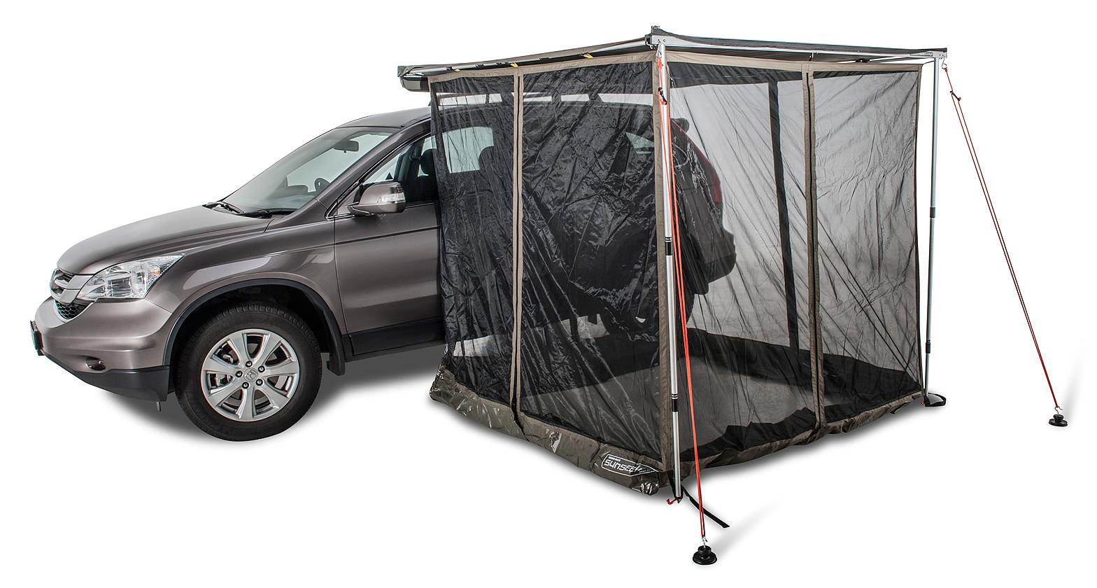 32118 Mesh Room For Sunseeker 2 0m Awning Rhino Rack