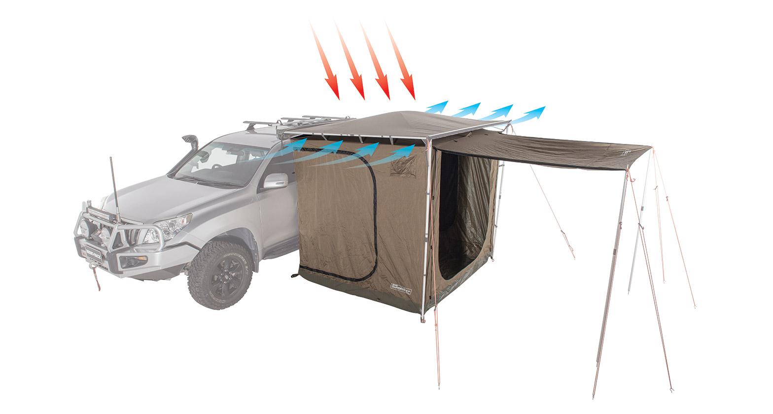Base Tent 2500 32119 Rhino Rack