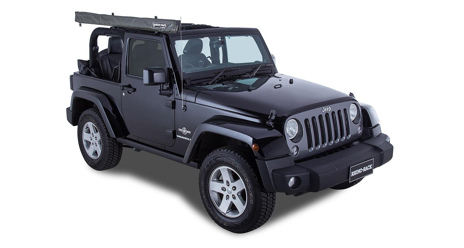 Sunseeker/Foxwing Eco cket Kit (Jeep Wrangler 2dr) - #32122 ...