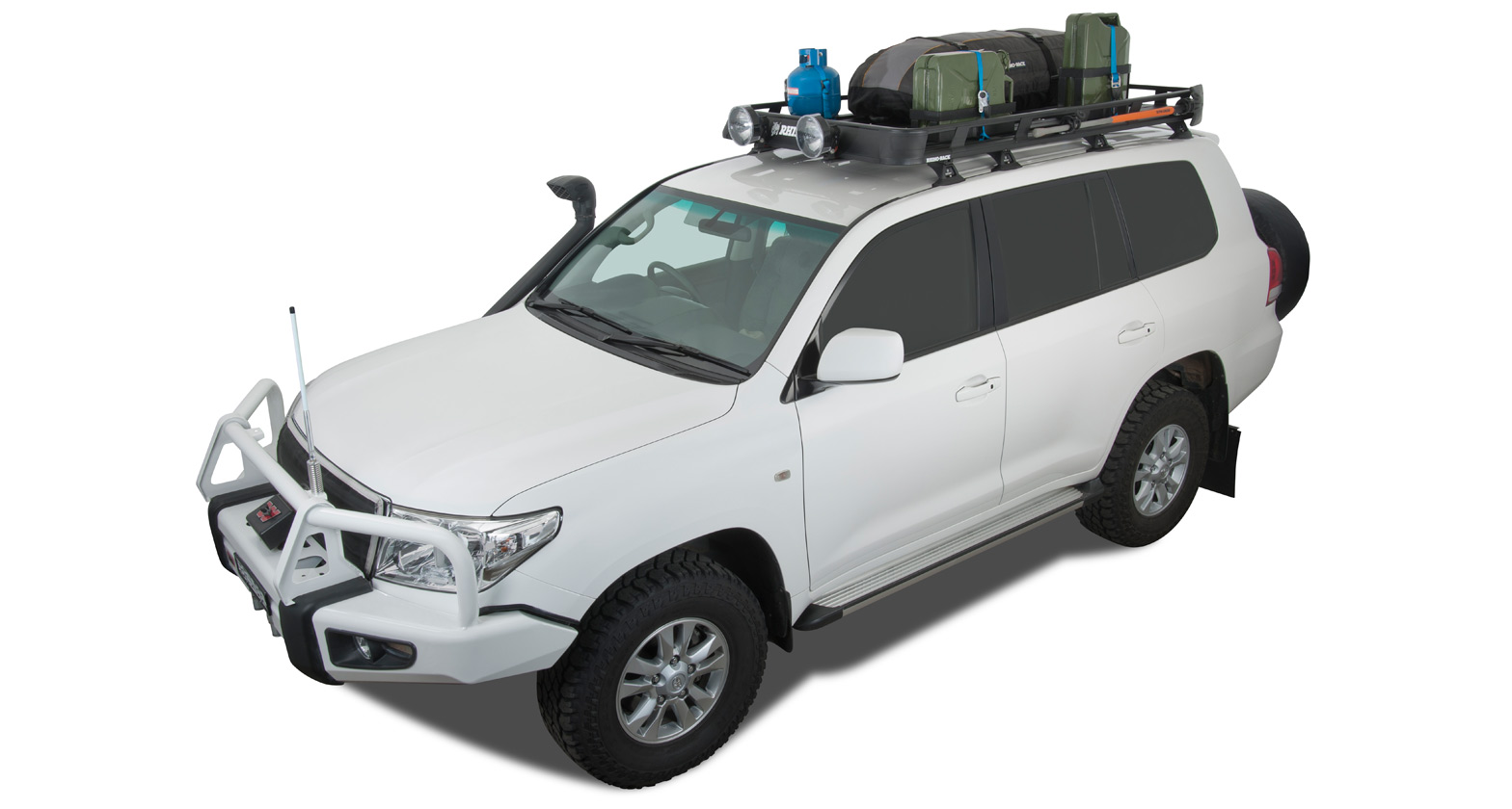 for suv nissan dp roof com amazon silver bar on ladder automotive rack
