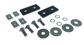Pioneer Heavy Duty Attachment Plate Kit - #43105 | Rhino-Rack