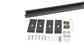 #43127 - Pioneer Underside Bar (1332.5mm) (With Plastic Tabs) | Rhino-Rack