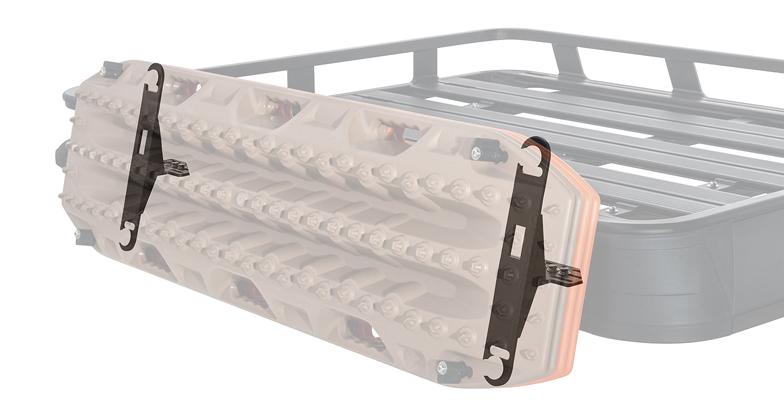 Pioneer Maxtrax Side Bracket 43159 Rhino Rack