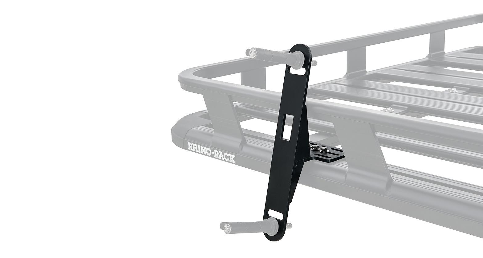 43159 Pioneer Recovery Track Side Bracket Rhino Rack