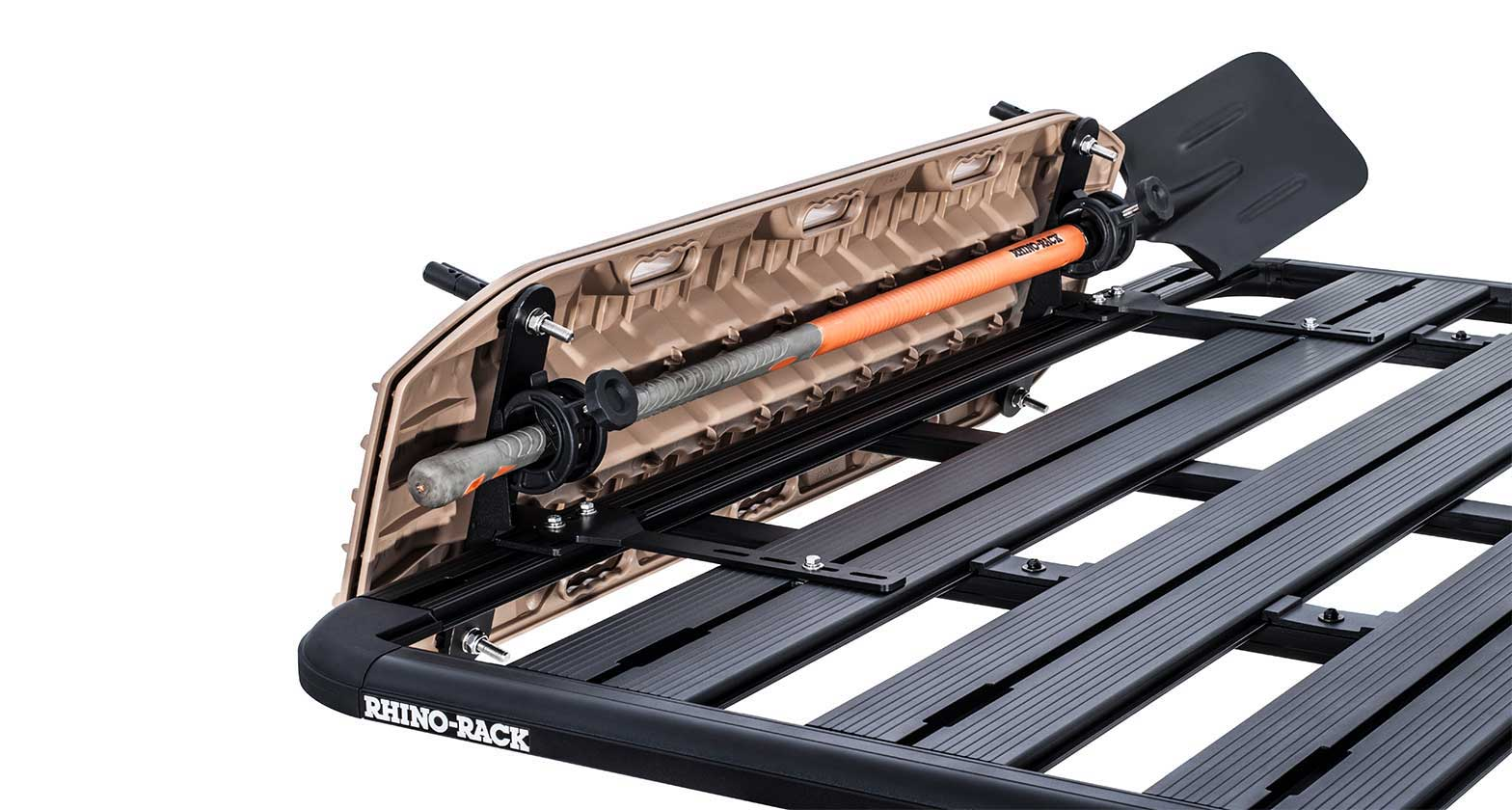 Rhino-Rack USA 43159 Pioneer Recovery Track Side Bracket