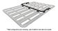 #43161B - Pioneer Platform Front & Side Rails (Suit 42105B) | Rhino-Rack