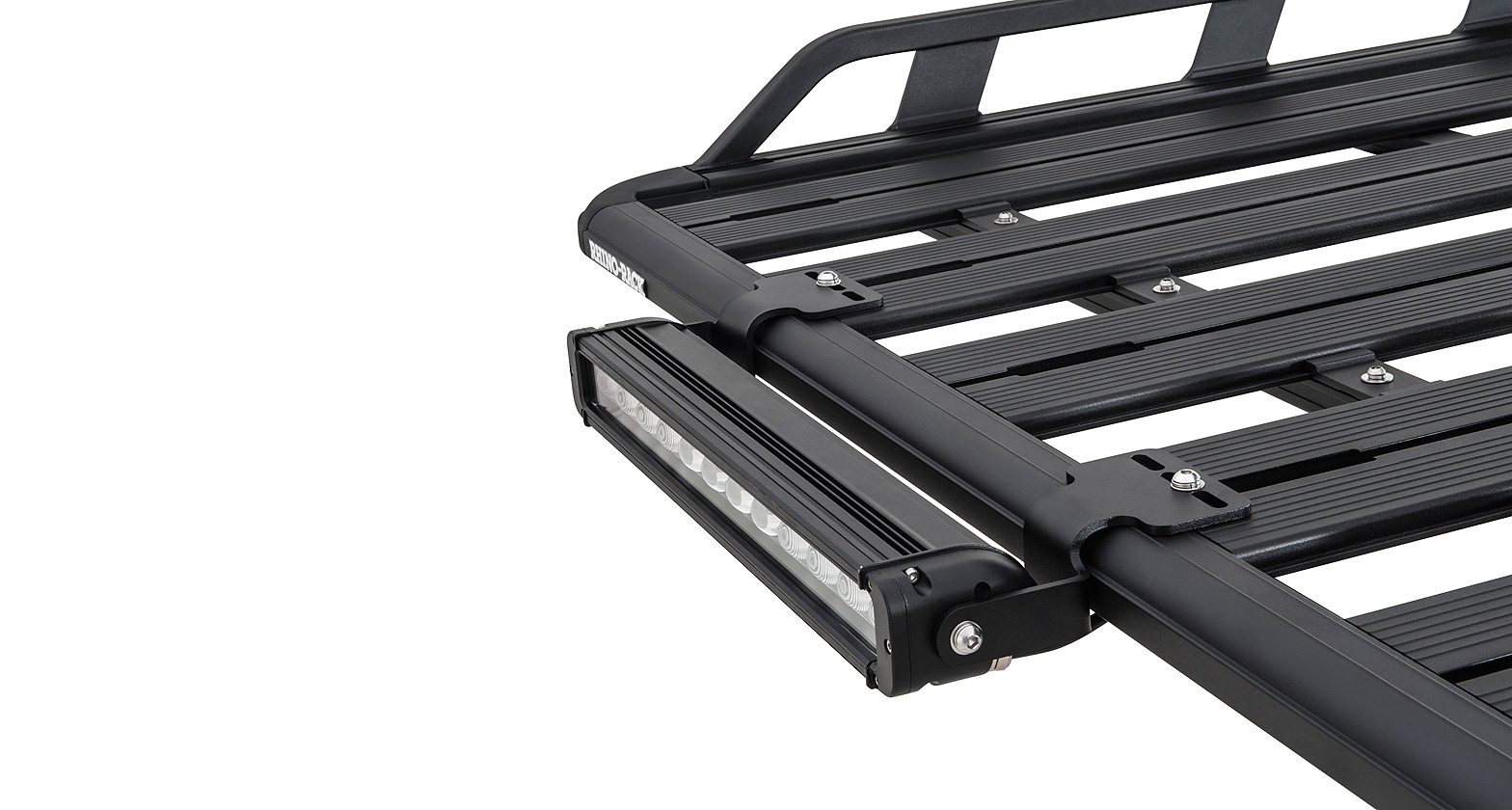 43173 Pioneer Led Light Bracket Rhino Rack