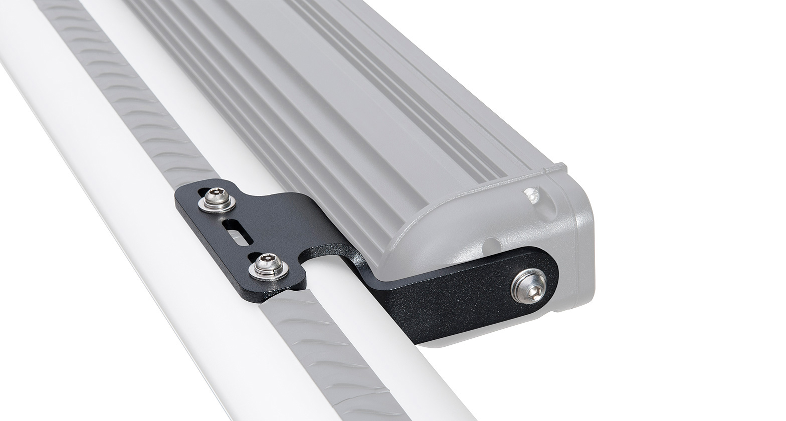 Va and hd led light brackets 43174 rhino rack 43174 va and hd led light bracket rhino rack aloadofball Image collections