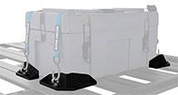 Pioneer Cargo Corner Bracket Kit
