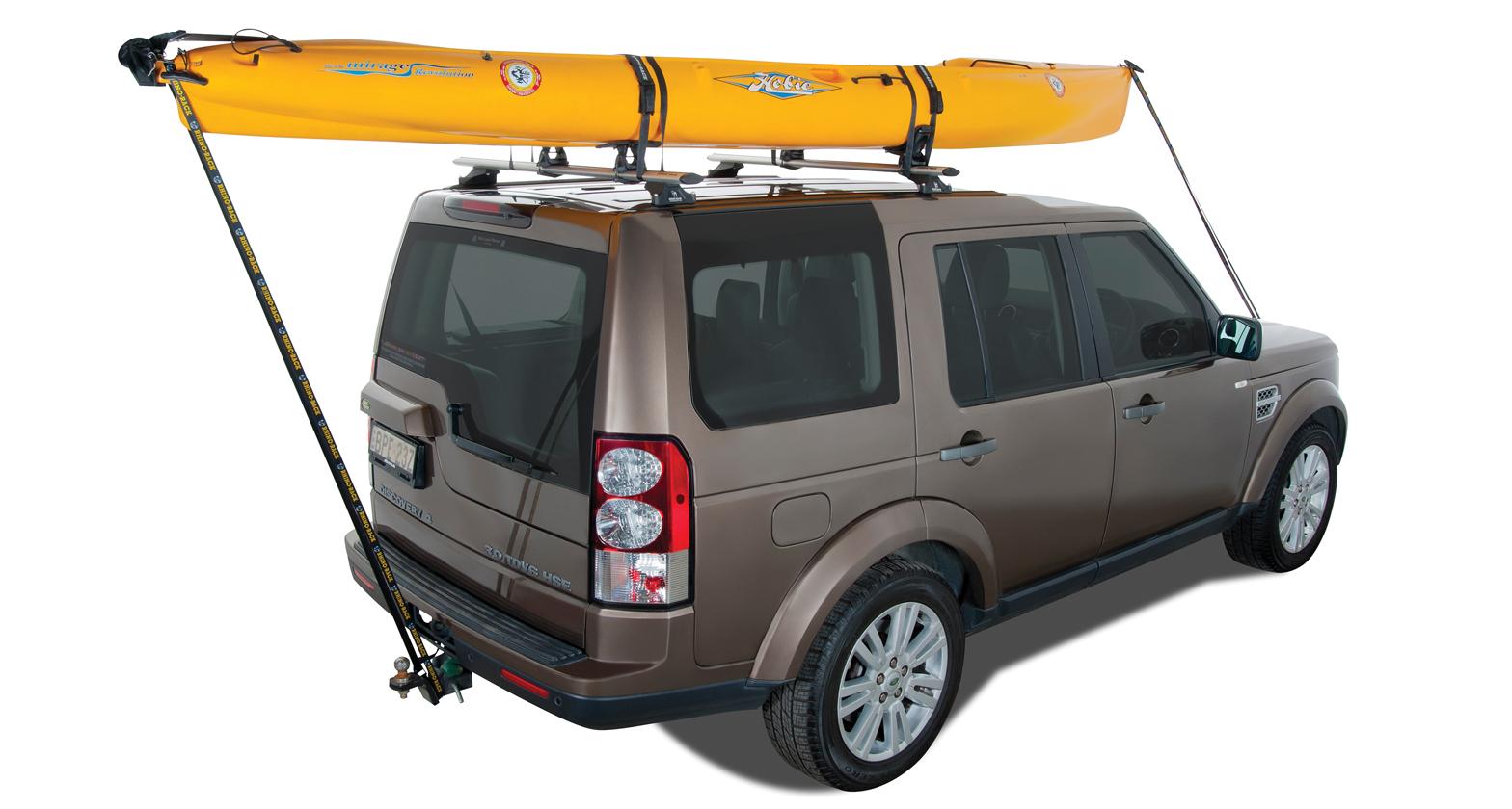 571 Nautic 571 Kayak Carrier Rear Loading Rhino Rack