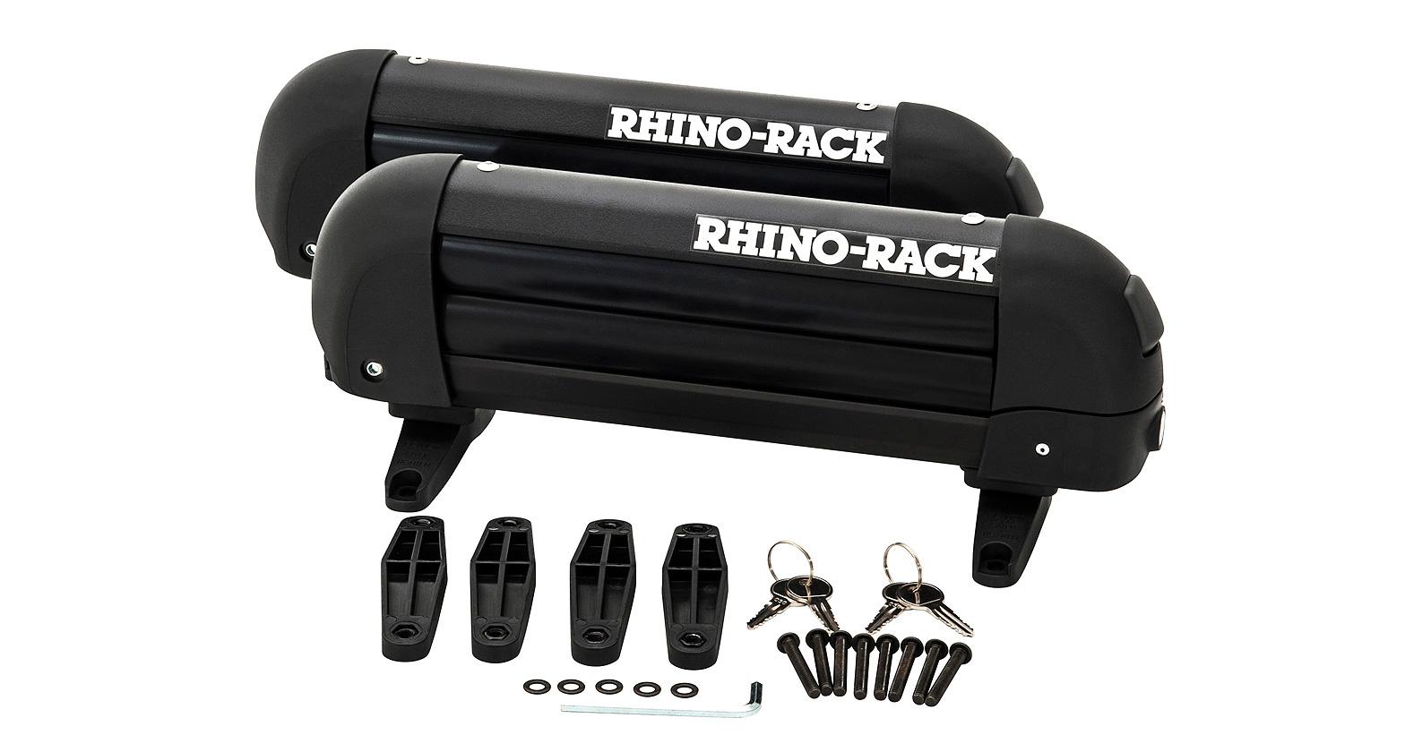 Fishing rod holder 572 rhino rack for Fishing rod holder for suv