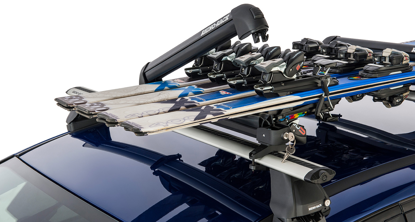574 Ski And Snowboard Carrier 4 Skis Or 2 Snowboards
