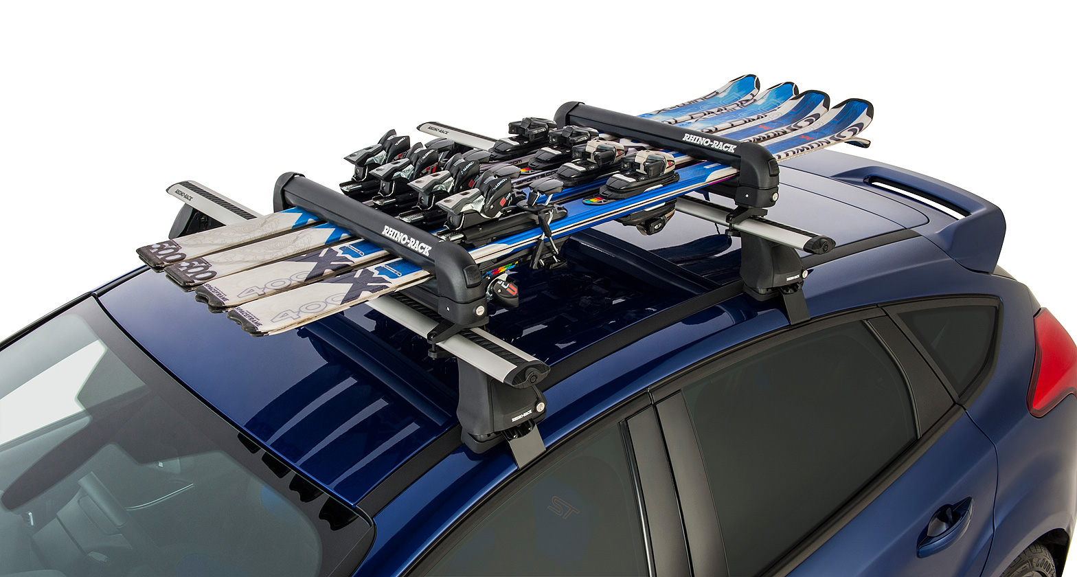 574 - Ski and Snowboard Carrier - 4 Skis or 2 Snowboards  2f404122e640