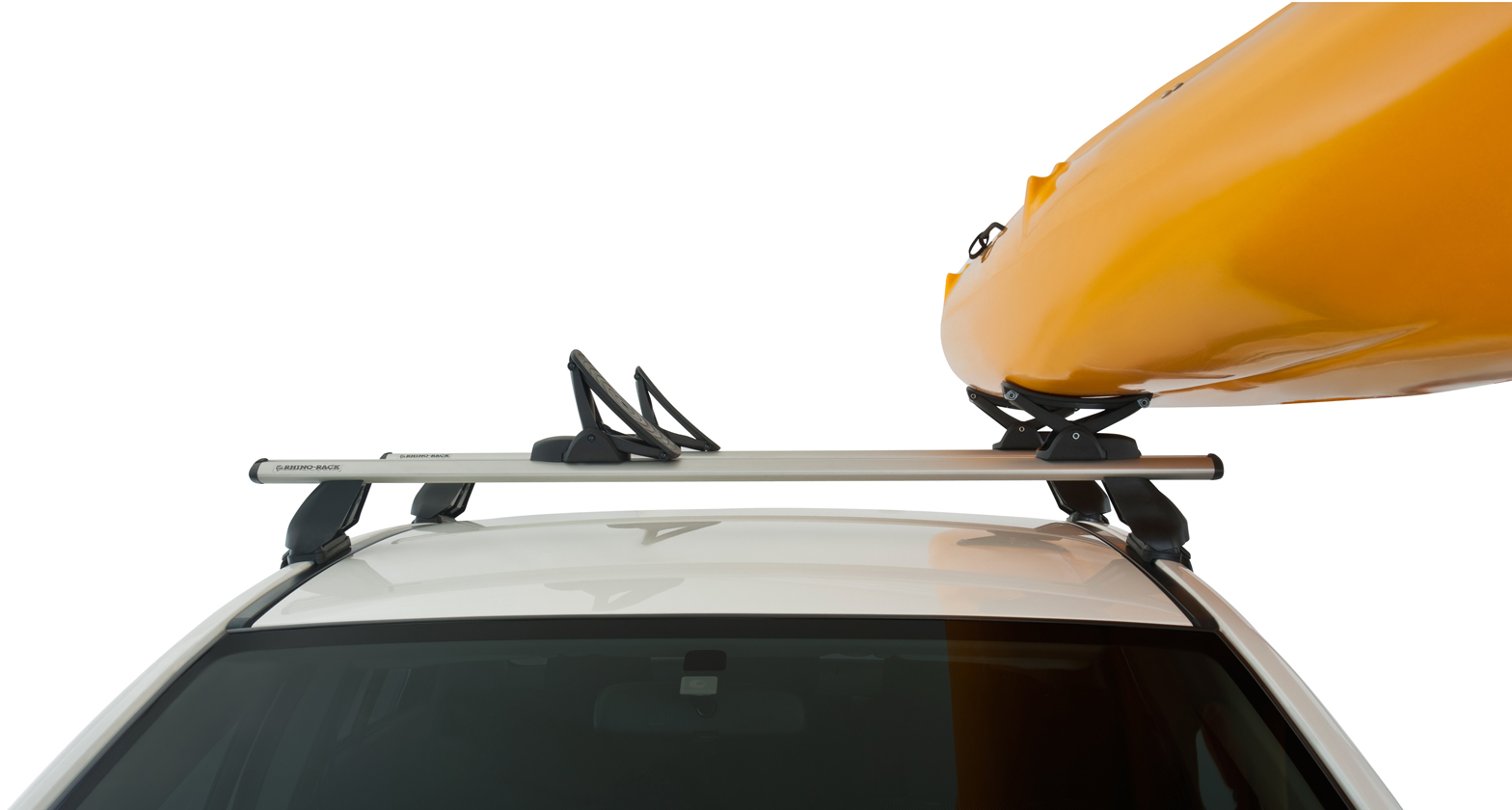 580 Nautic 580 Kayak Carrier Side Loading Rhino Rack