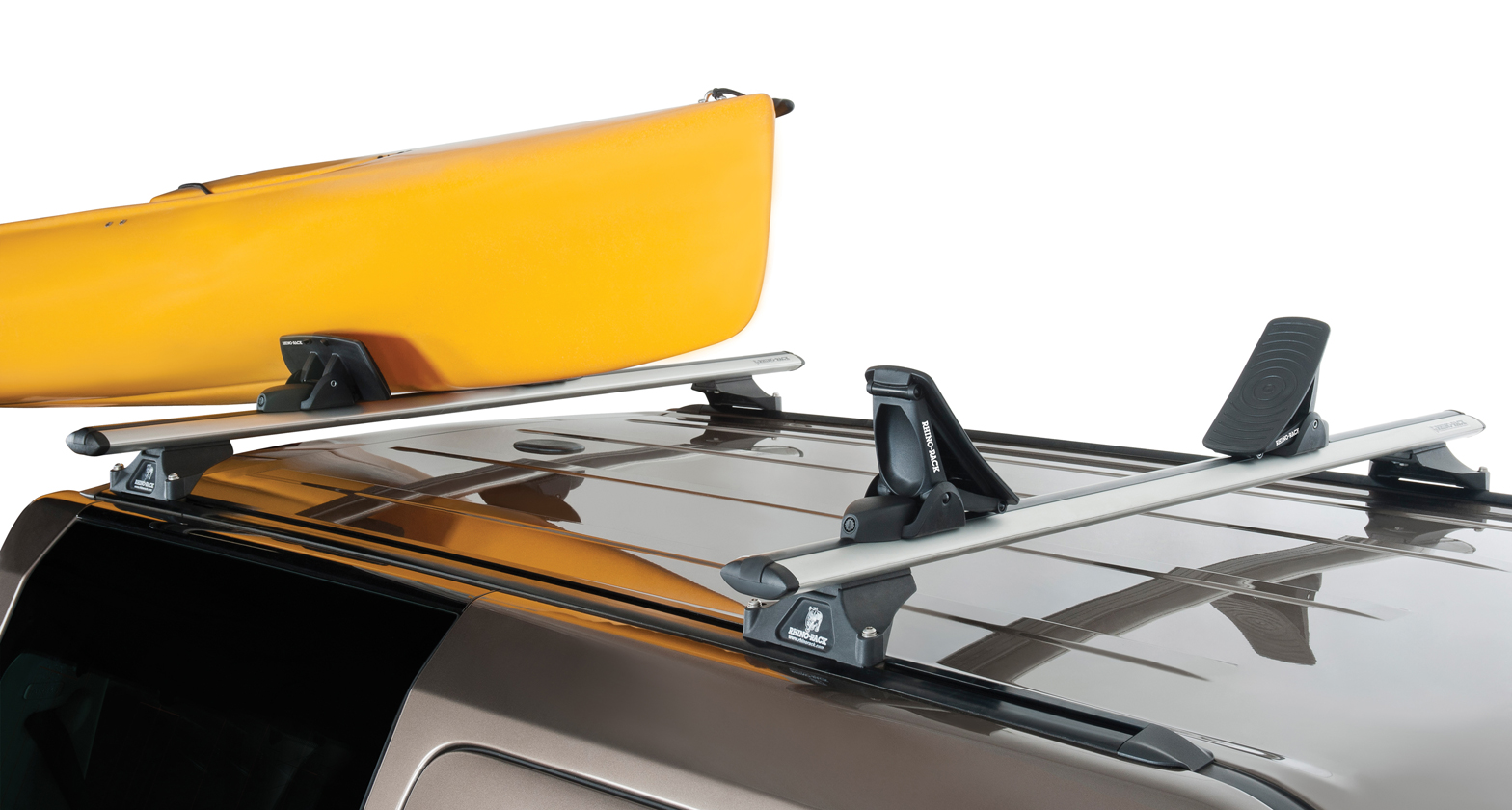 581 Nautic 581 Kayak Carrier Rear Loading Rhino Rack