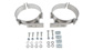 #BC2-150 - 150mm Conduit Clamps (x2) | Rhino-Rack