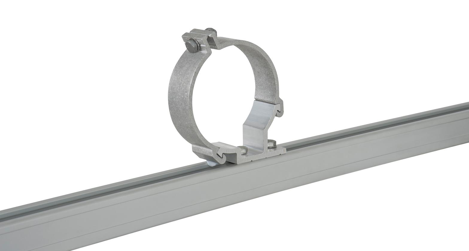 Conduit clamp set piece bc rhino rack
