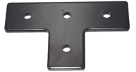 T Shape Steel Fitting Plate