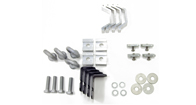 Alloy Tray Fitting Kit (Heavy Duty 2 Bar Systems)