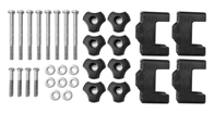 Kayak Carrier Fitting Kit (Euro)