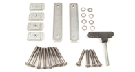 Kayak Carrier Fitting Kit (Heavy Duty)