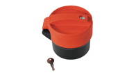 Conduit Locking End Cap (100mm/3.9inches)