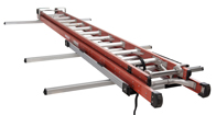 Multi Slide Extension Ladder Rack (1.5m)