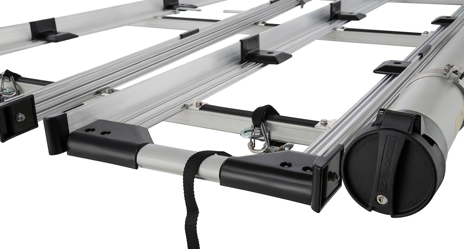 Jb0234 Multislide Double Ladder Rack System With