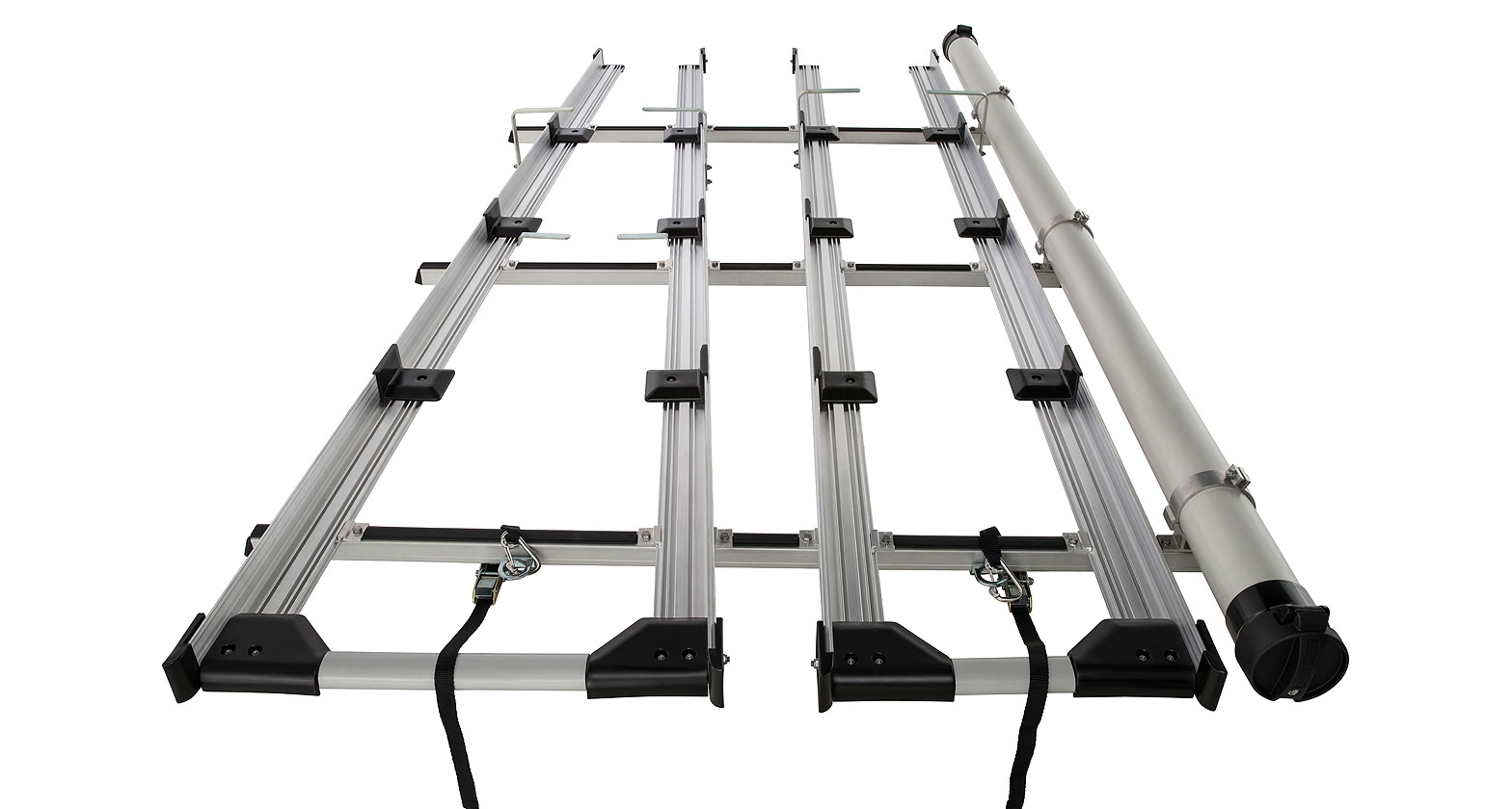 Jb0234 Multislide Double Ladder Rack System With