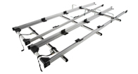 Multislide Double Ladder Rack System