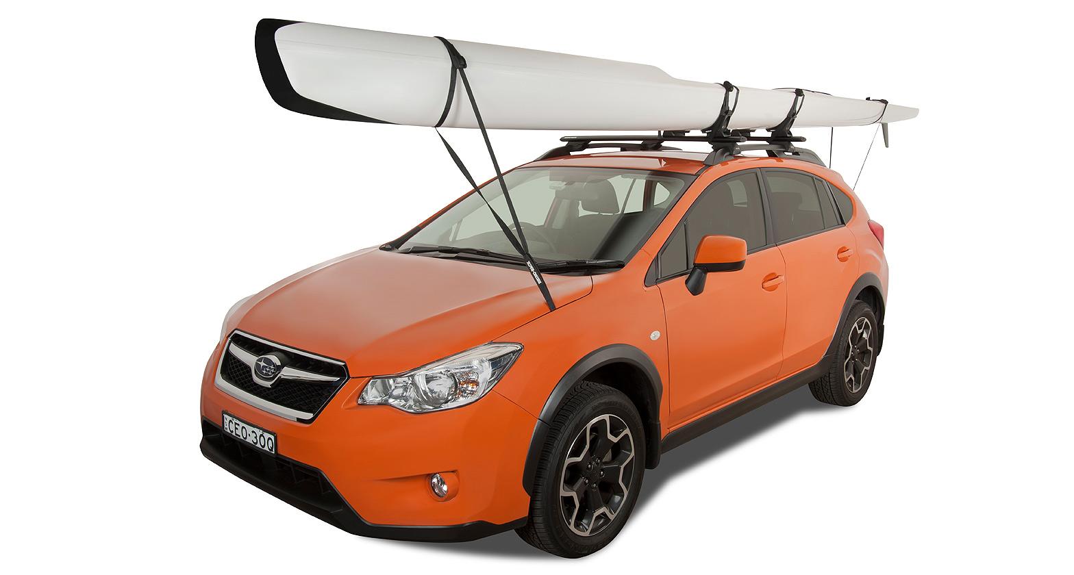 Rbas1 Kayak Ski Bow Strap Bonnet Tie Down Rhino Rack