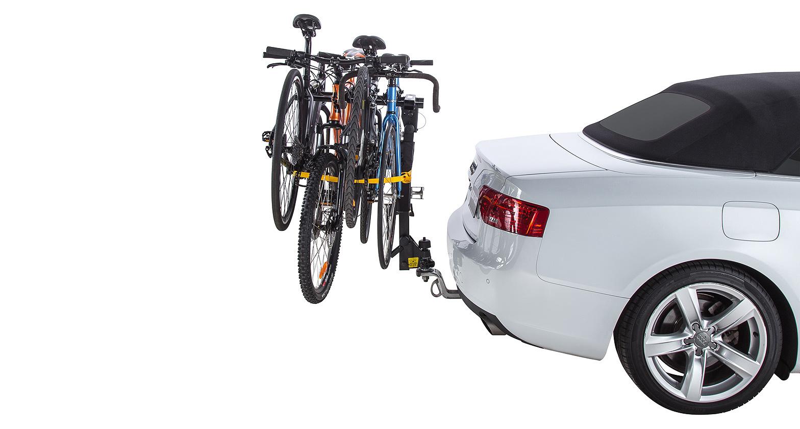 RBC008 - 4 Bike Carrier (Towball Mount) | Rhino-Rack
