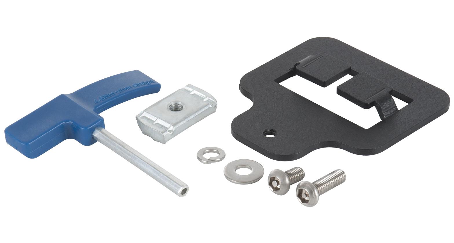 Rhino Roof Bar Fitting: Roof Top Bike Carrier Fit Kit (RBC035/RBC036