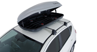 Master Fit Roof Box 400L (Silver)