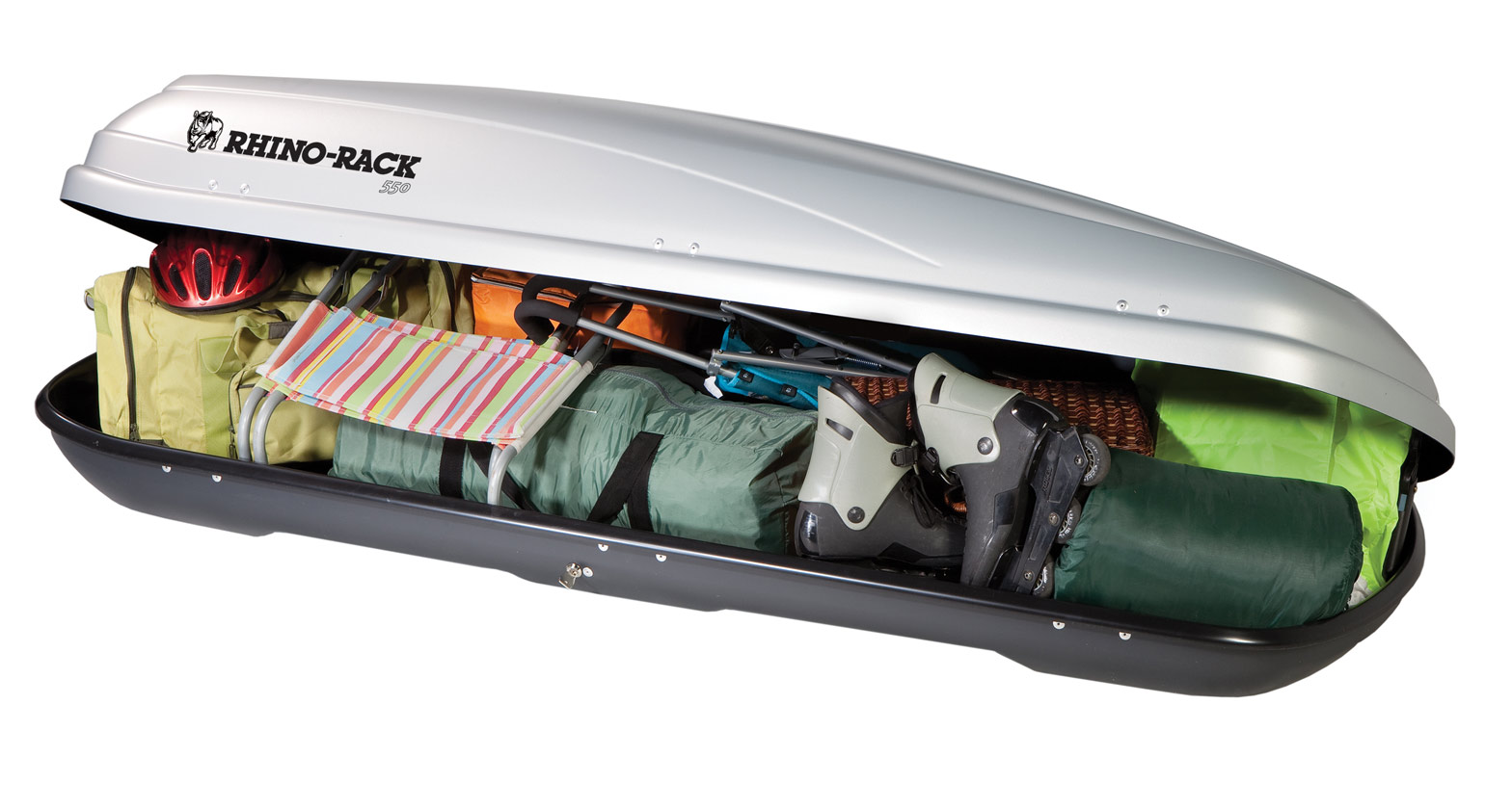 Master Fit Luggage Box 550 Litres   #RMF550 | Rhino Rack