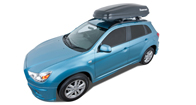MasterFit Roof Box 440L (Black)