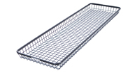 Steel Mesh Basket Half Long