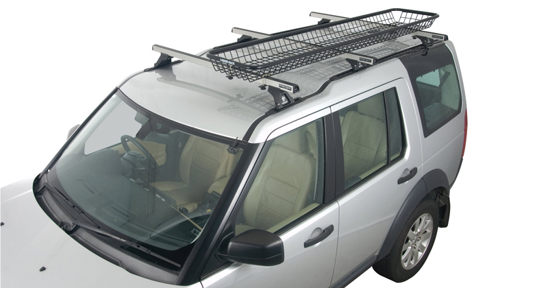 #RLBN - Steel Mesh Basket Narrow | Rhino-Rack