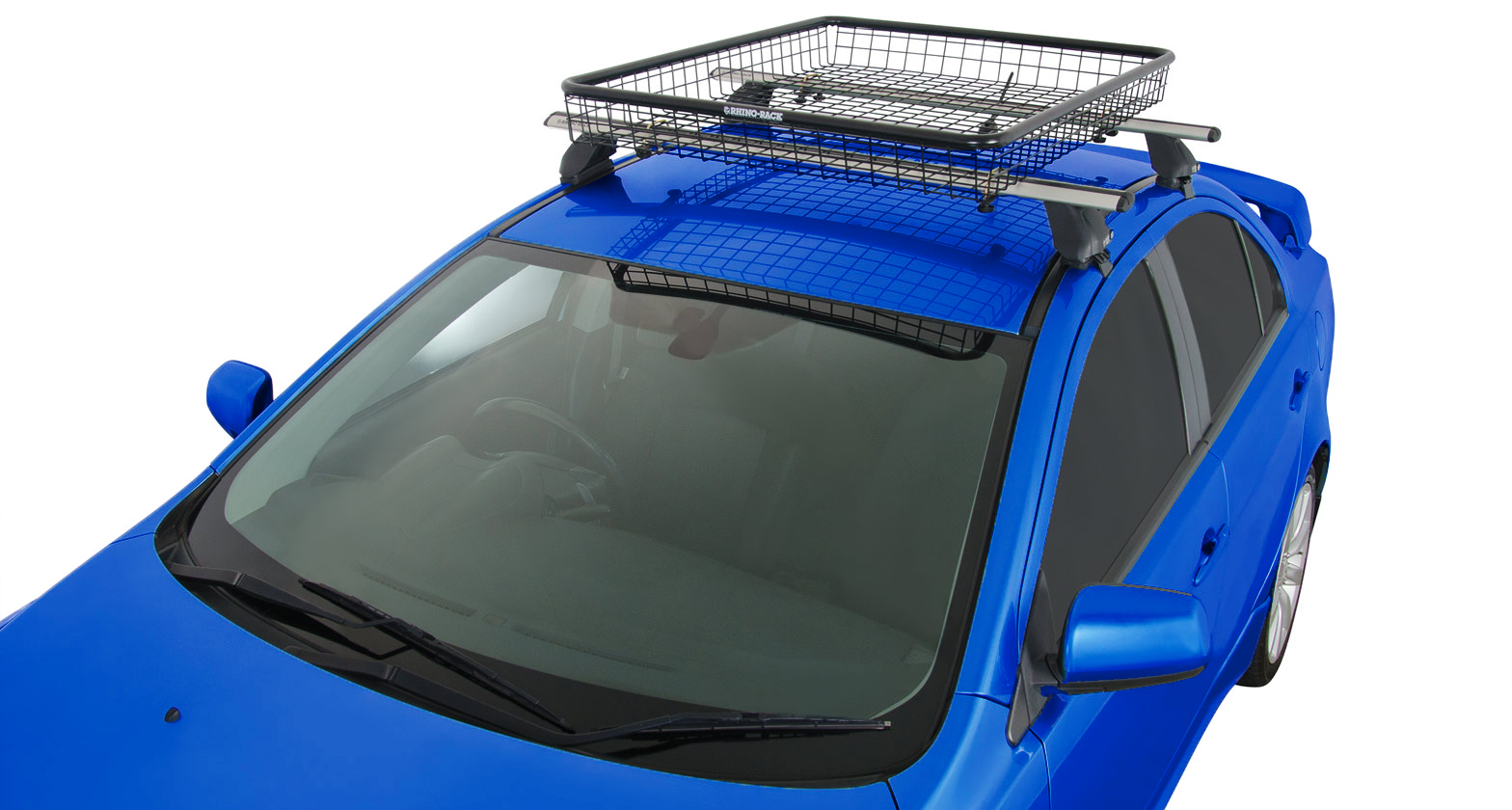 Rlbs Steel Mesh Basket Small Rhino Rack