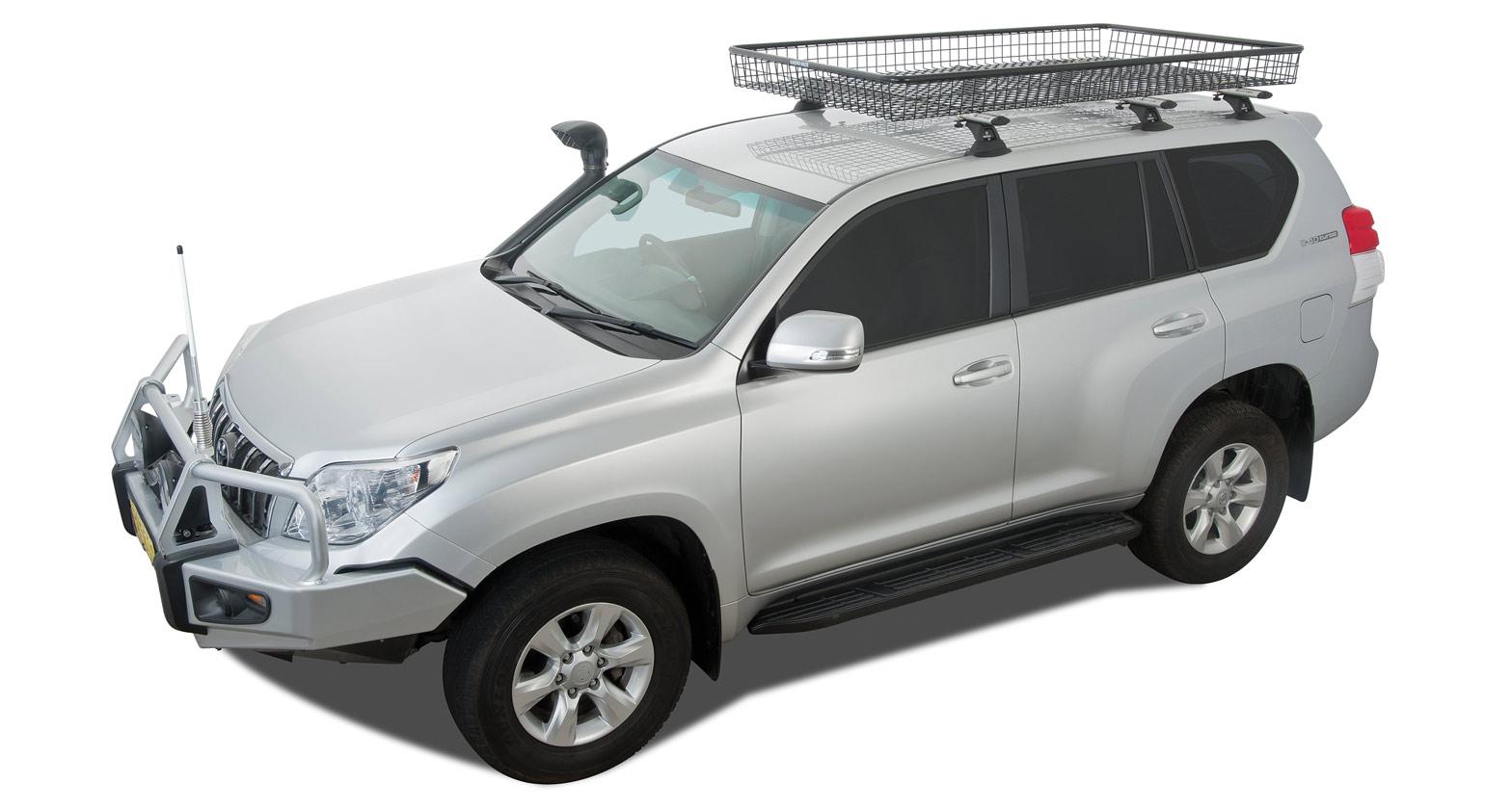 steel mesh basket xxl rlbxxl rhino rack. Black Bedroom Furniture Sets. Home Design Ideas