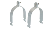 Pipe Clamps - Heavy Duty (100mm/4inches)