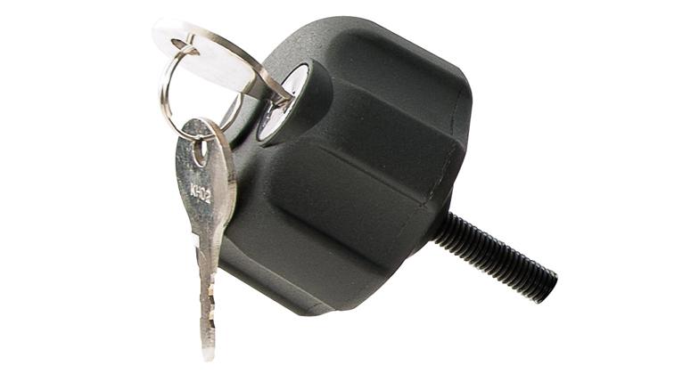 Rshl Shovel Holder Lock Rhino Rack