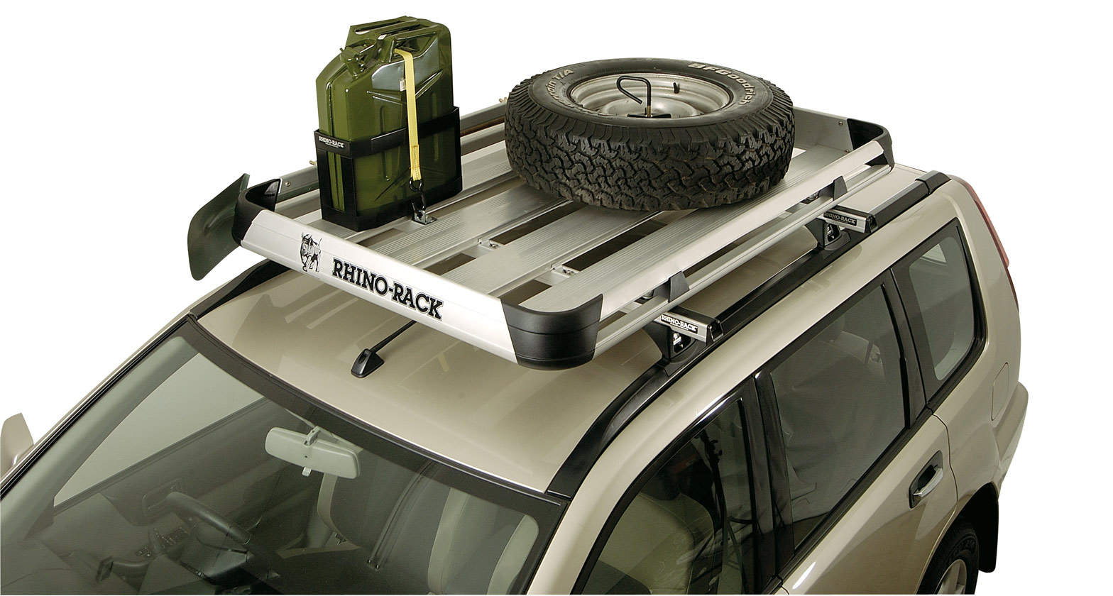 Rswh Spare Wheel Holder Rhino Rack