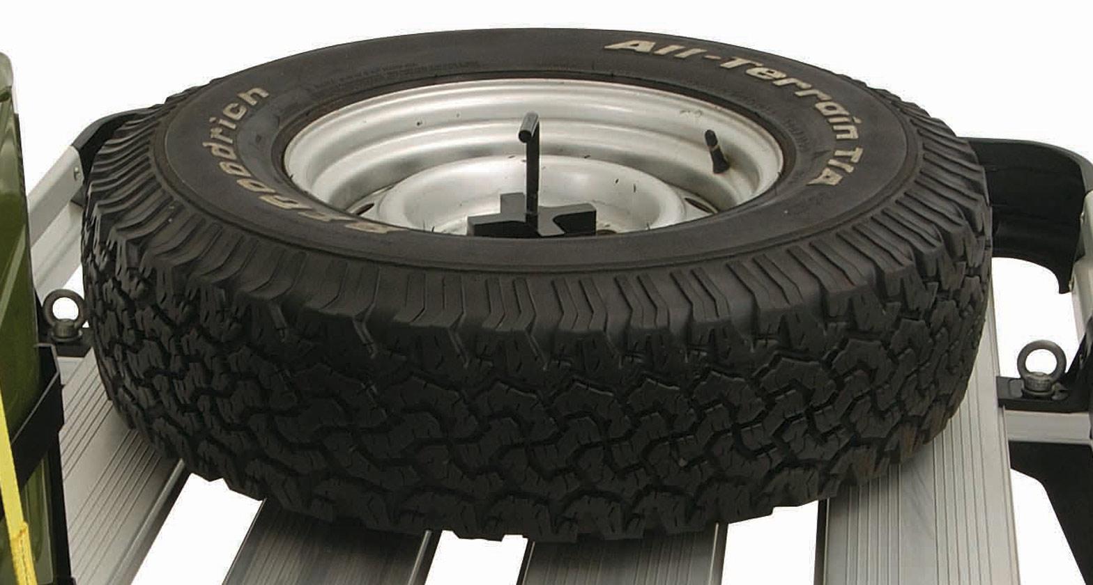 Rswh Spare Wheel Holder Rhino Rack