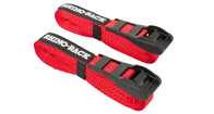 Tie Down Straps with Buckle Protector (4.5m)