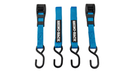 Tie Down Strap with Hook (x2)
