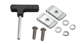 #RTL005 - Heavy Duty Bar Fit Kit for T Load | Rhino-Rack