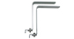Heavy Duty Ladder Hoops - #RUH | Rhino-Rack