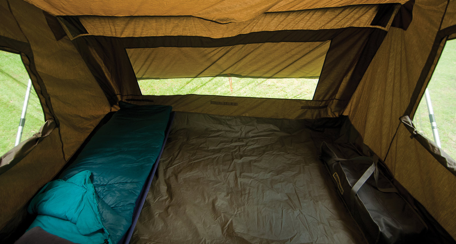 & Tagalong Tent - #RV5T | Rhino-Rack