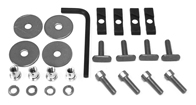 Kayak and Canoe Carrier Fitting Kit